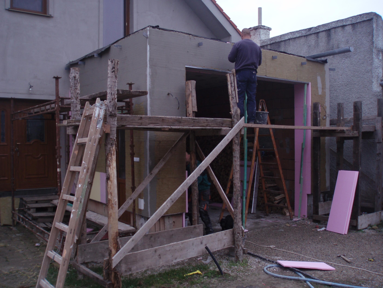 Zatepľovanie rodinného domu, Nové Zámky