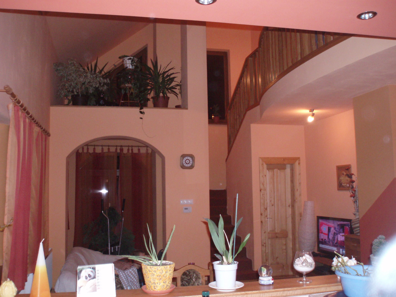 interiér rodinného domu Nové Zámky