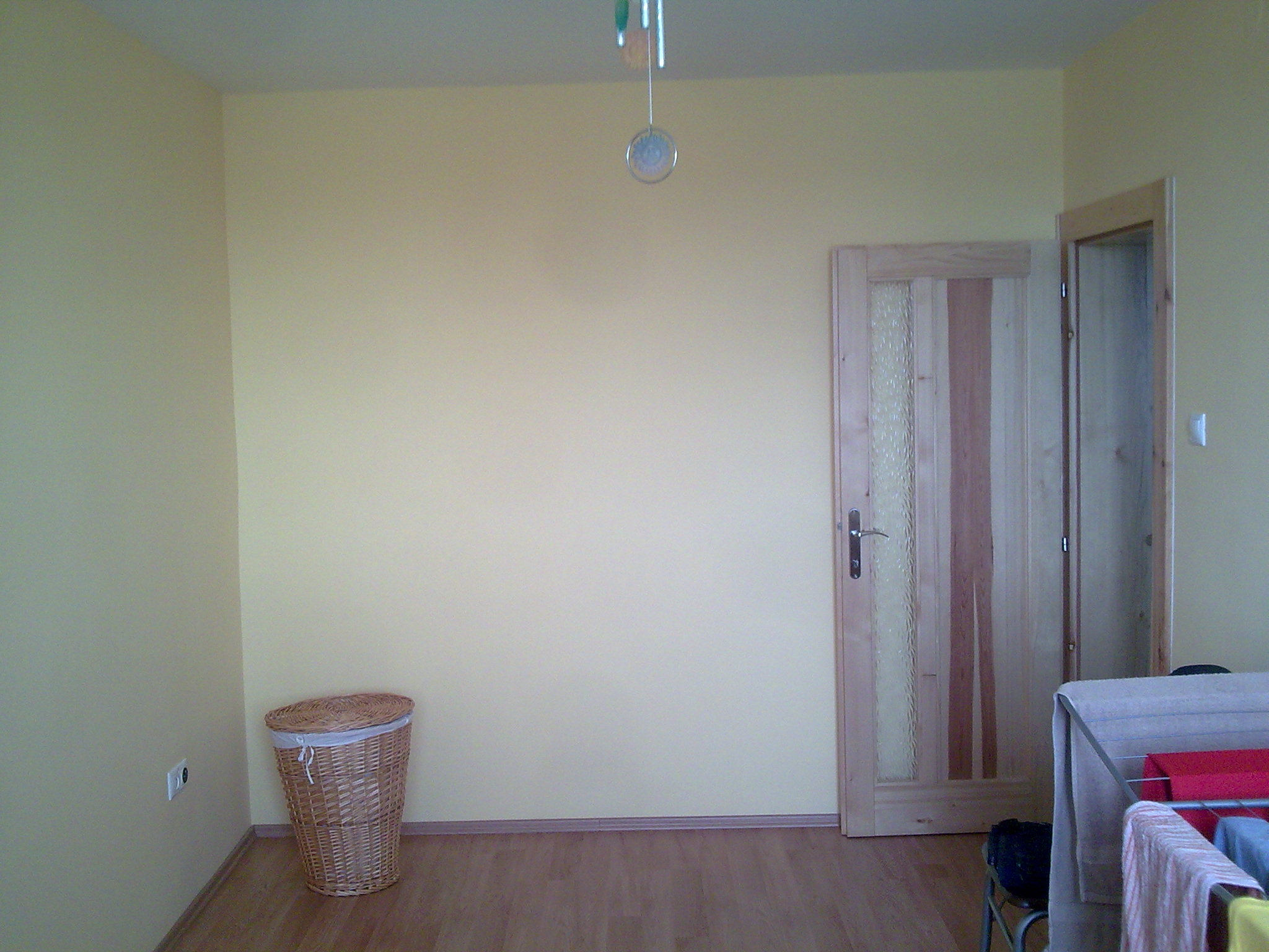 interiér 3izb. bytu Bajč